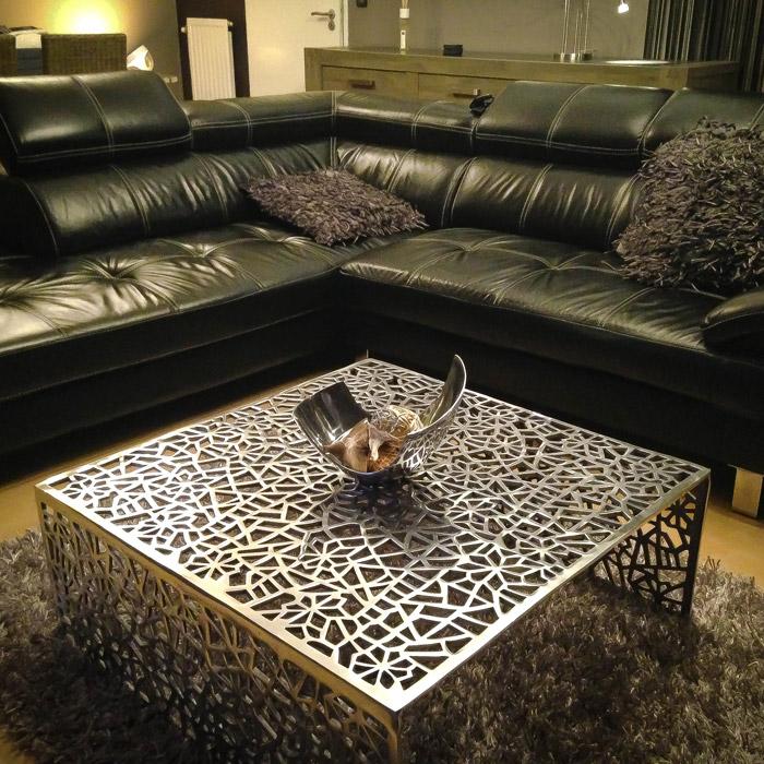 Table de salon ARANEA - Alterego Design - Photo 4
