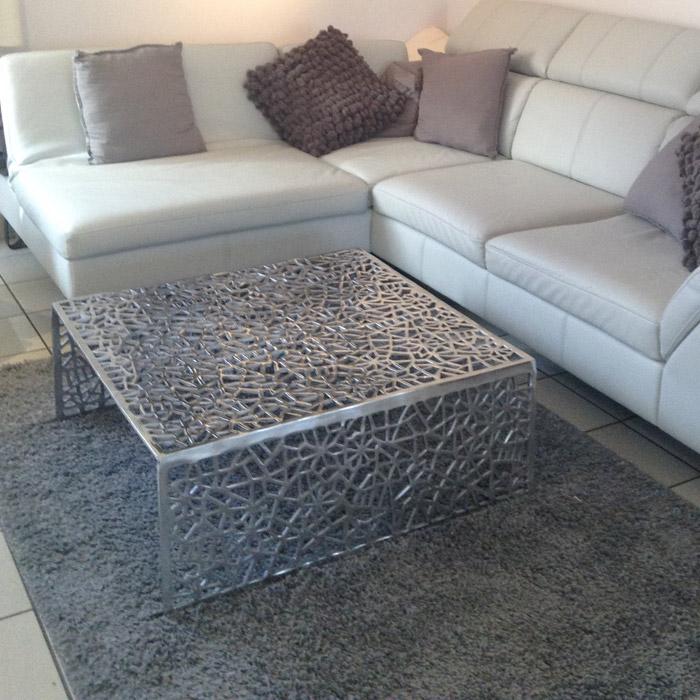 Table de salon ARANEA - Alterego Design - Photo 6