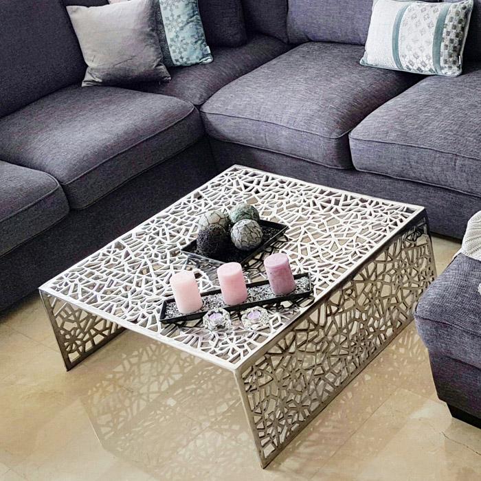 Table de salon ARANEA - Alterego Design - Photo 7