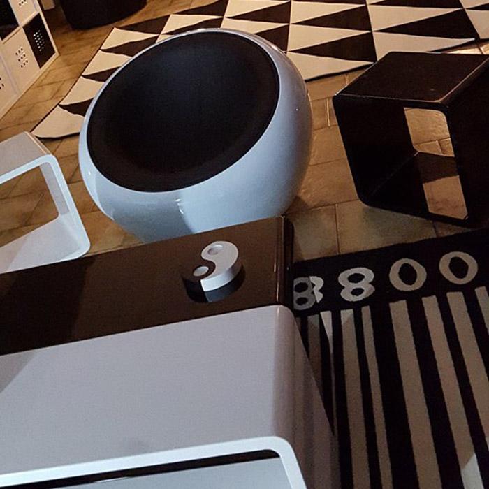 ATMO loungezetel - Alterego Design - Foto 5