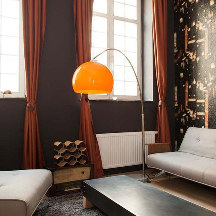 Lampadaire BIG BOW small - Alterego Design - Photo 3