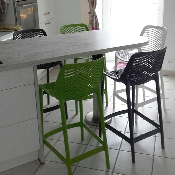 Tabouret BROZER MINI - Alterego Design - Photo 5