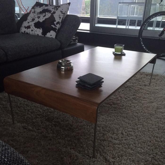 Table de salon CHIK - Alterego Design - Photo 3