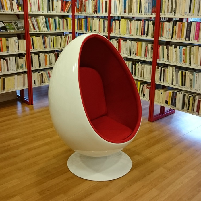 Fauteuil oeuf COCOON - Alterego Design - Photo 7