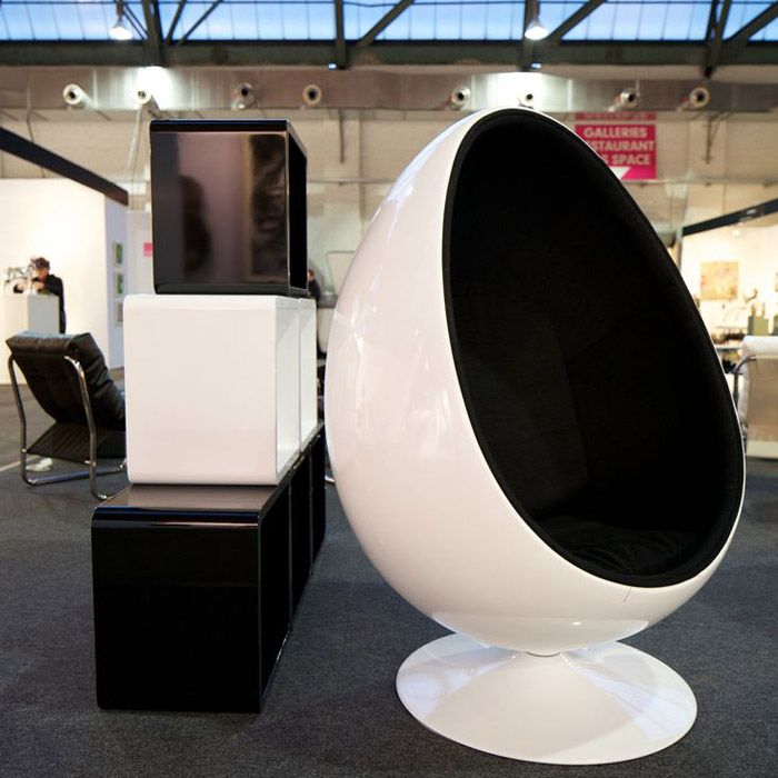Fauteuil oeuf COCOON - Alterego Design - Photo 2