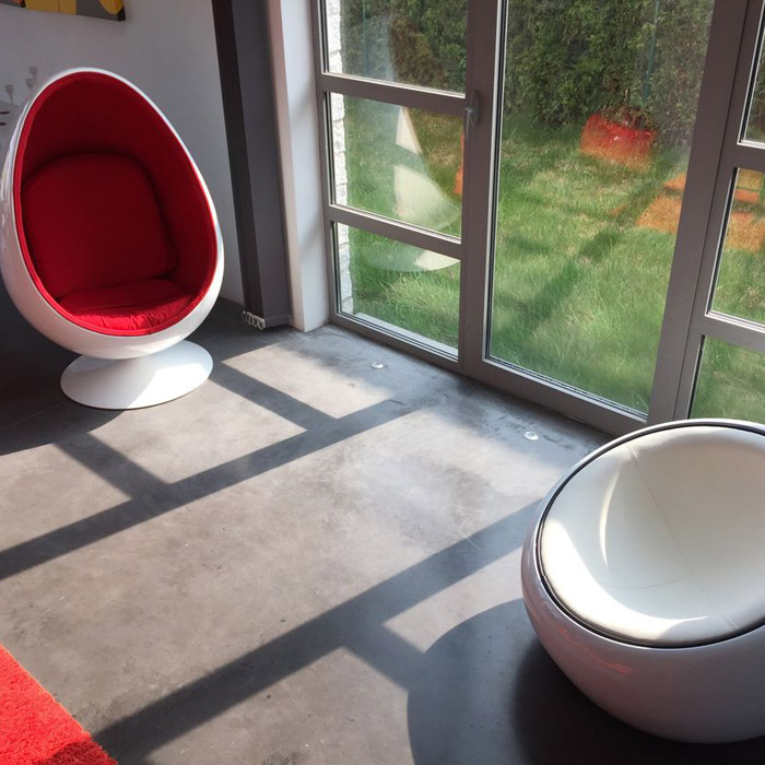 Fauteuil oeuf COCOON - Alterego Design - Photo 5