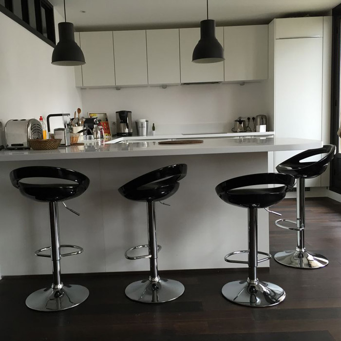 COMET verstelbare kruk - Alterego Design - Foto 6