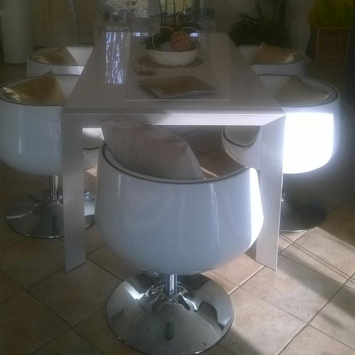 DEKO bolvormige zetel - Alterego Design - Foto 8