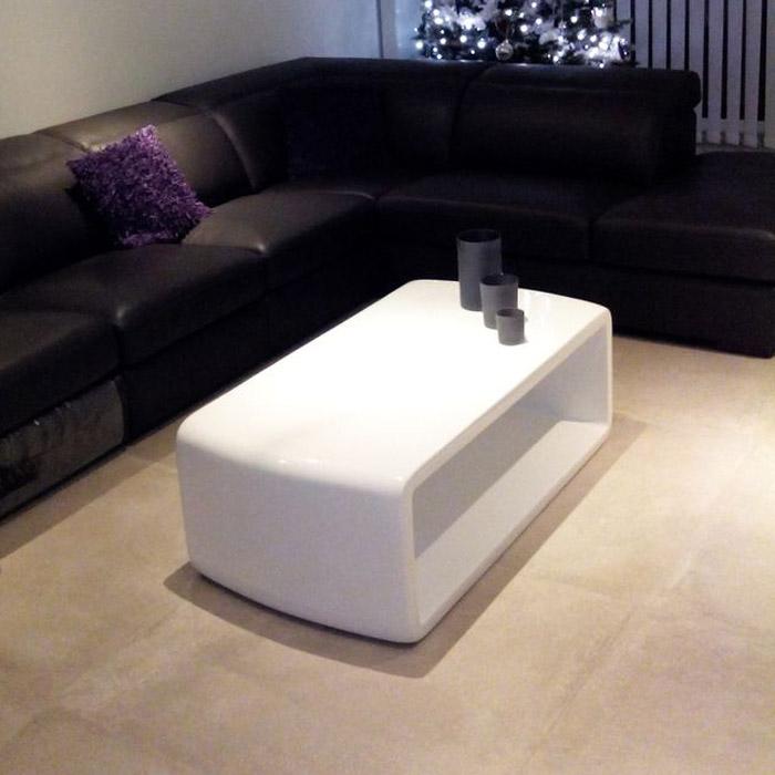 Table de salon DIMA - Alterego Design - Photo 4