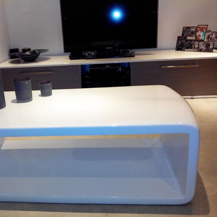 Table de salon DIMA - Alterego Design - Photo 3