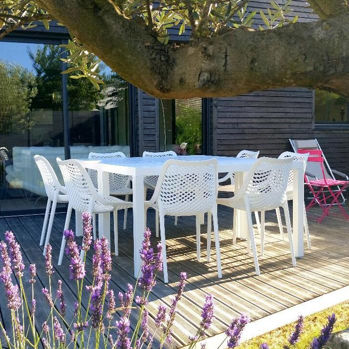 Table de jardin ENOTECA - Alterego Design - Photo 3
