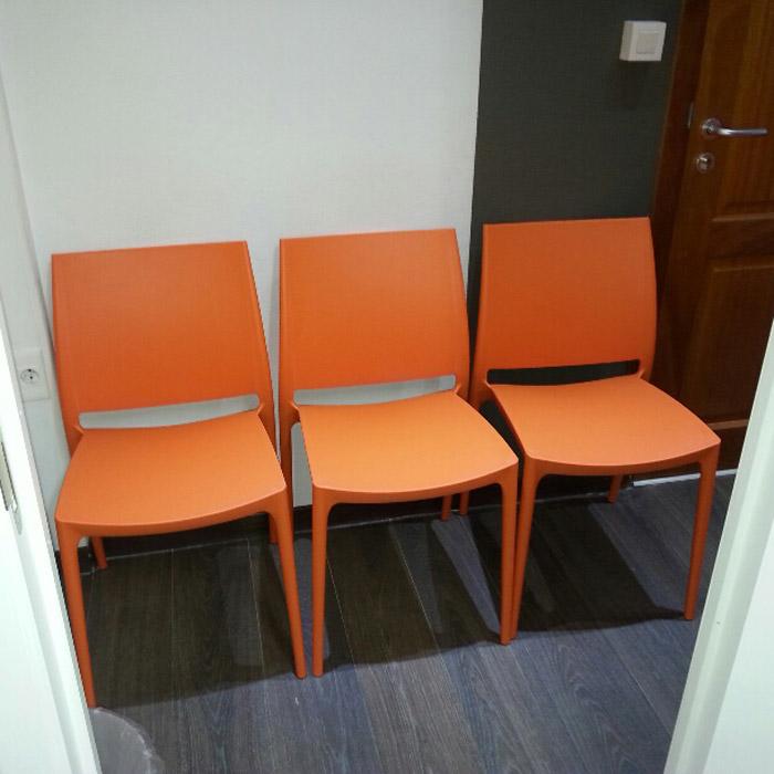 Chaise ENZO - Alterego Design - Photo 6