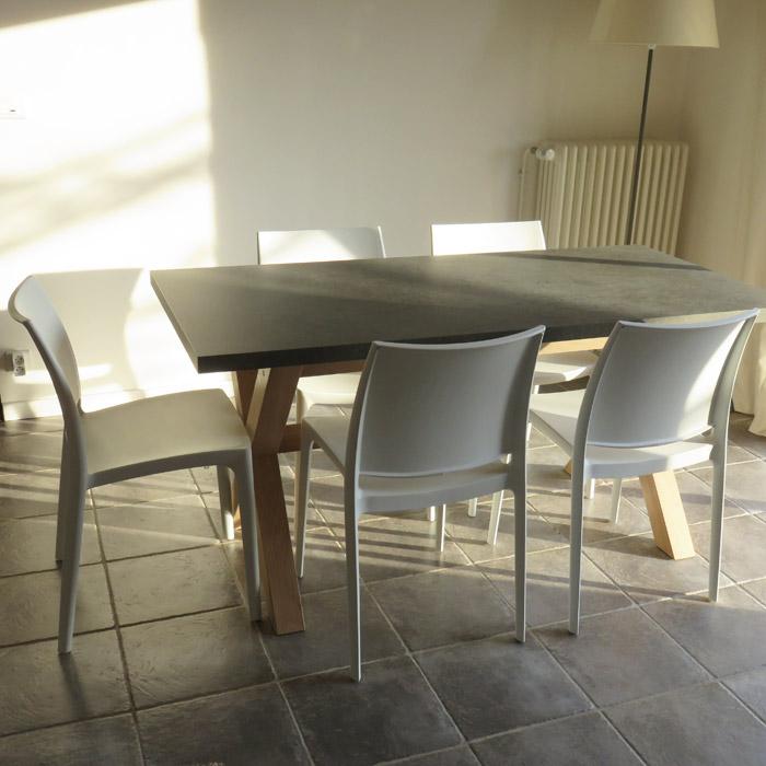 Chaise ENZO - Alterego Design - Photo 7