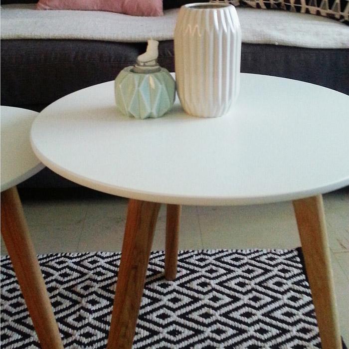 Tables gigognes GABY - Alterego Design - Photo 1