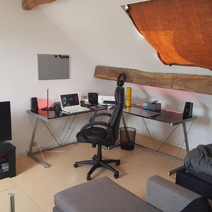 Bureau GEEK - Alterego Design - Photo 1