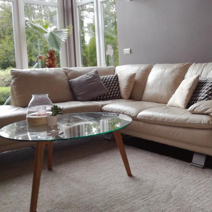 Table de salon GLAZY - Alterego Design - Photo 2