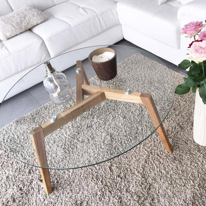 Table de salon GLAZY - Alterego Design - Photo 4