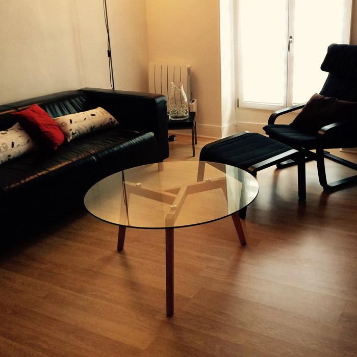 Table de salon GLAZY - Alterego Design - Photo 5
