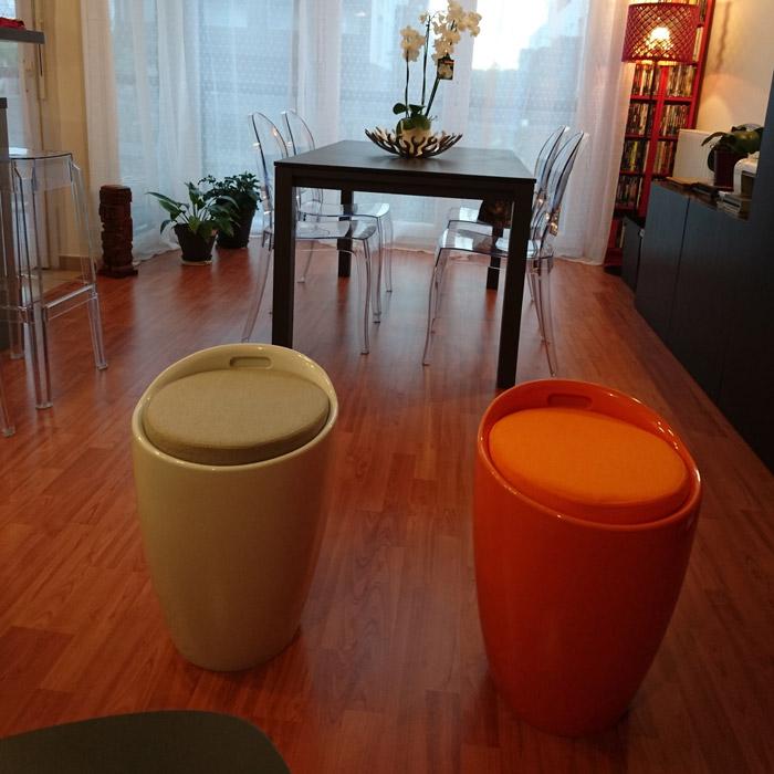 Tabouret coffre GUM - Alterego Design - Photo 9