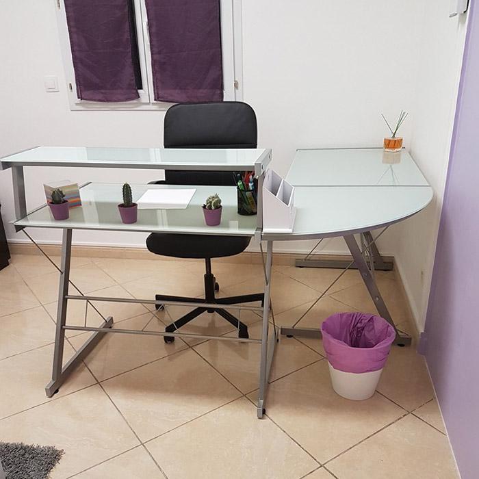 Bureau d'angle JOB - Alterego Design - Photo 5