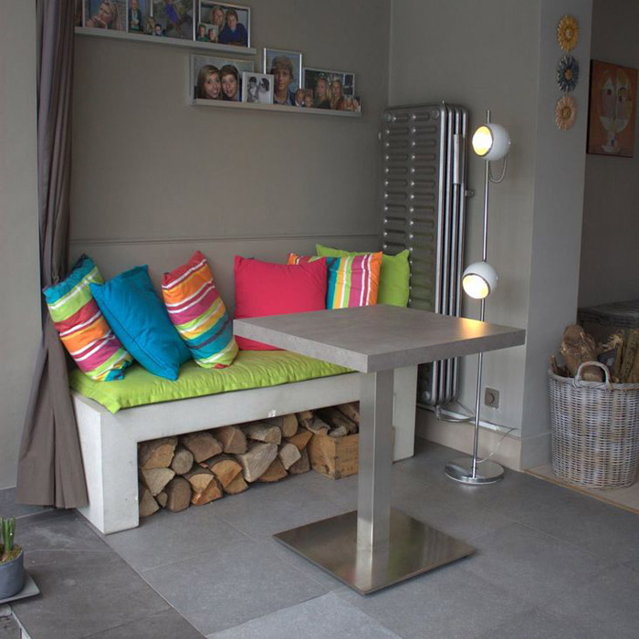 Pied de table KARO 75 - Alterego Design - Photo 2