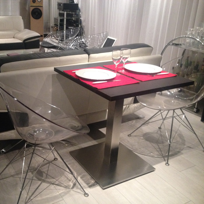 Pied de table KARO 75 - Alterego Design - Photo 4