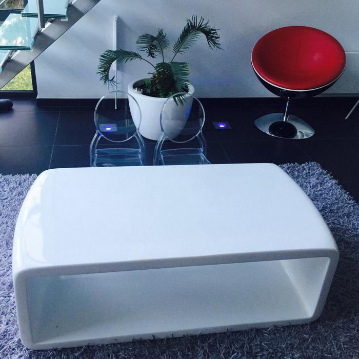 Table de salon DIMA - Alterego Design - Photo 5