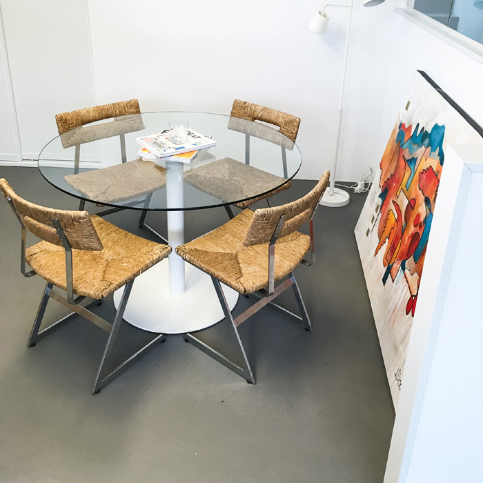 Table a diner ronde KIKI - Alterego Design - Photo 1