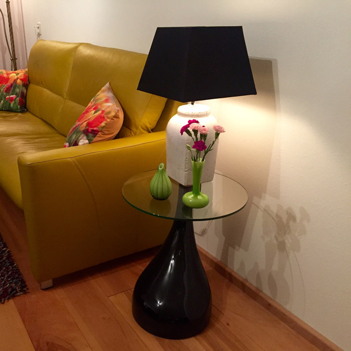 Table d appoint KOMA - Alterego Design - Photo 1