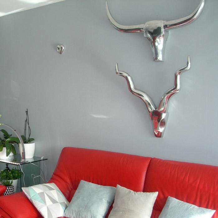 Masque mural KUDU - Alterego Design - Photo 4