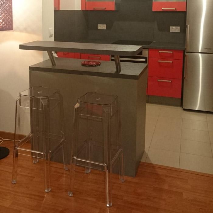 Tabouret de bar LENO - Alterego Design - Photo 3