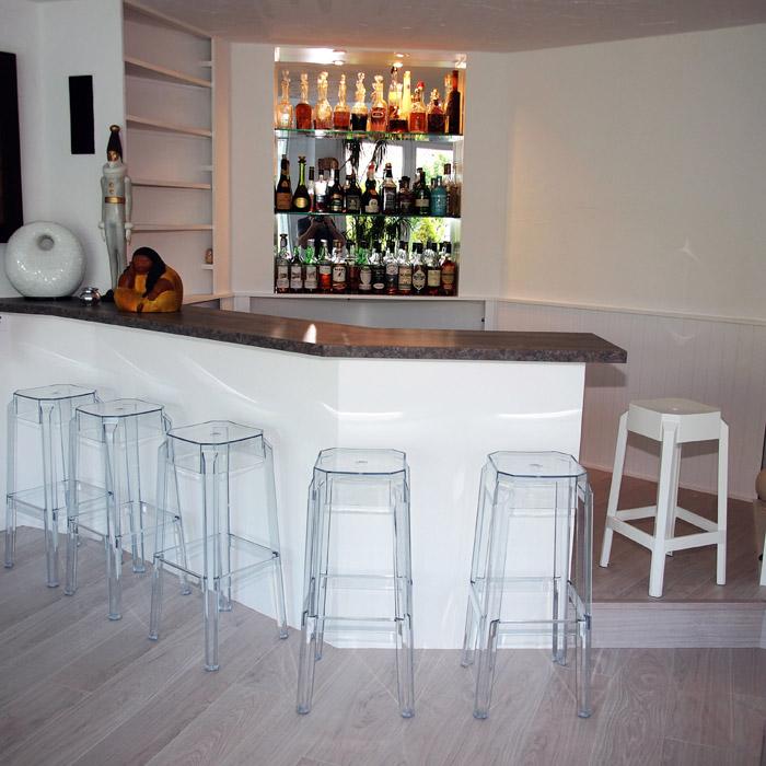 Tabouret de bar LENO - Alterego Design - Photo 2