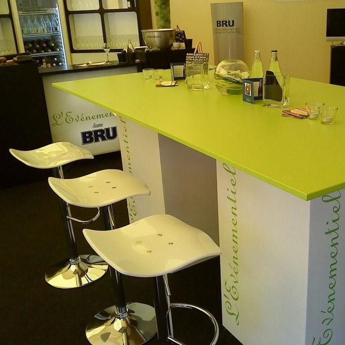 Tabouret reglable LEO - Alterego Design - Photo 1