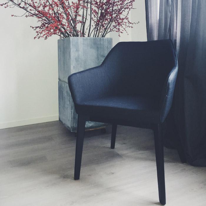 NANO stoel met armleuningen - Alterego Design - Foto 2