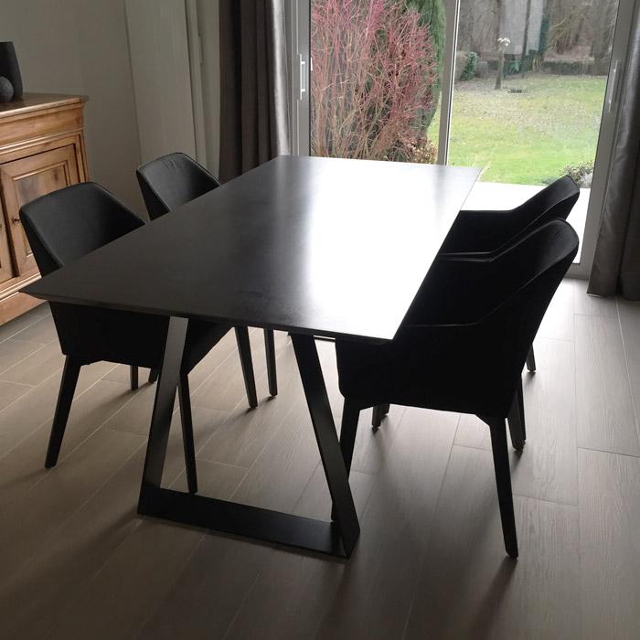 NANO stoel met armleuningen - Alterego Design - Foto 4