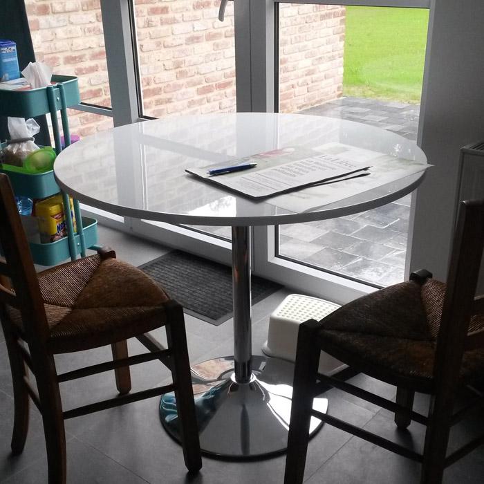Table SAOPOLO - Alterego Design - Photo 1