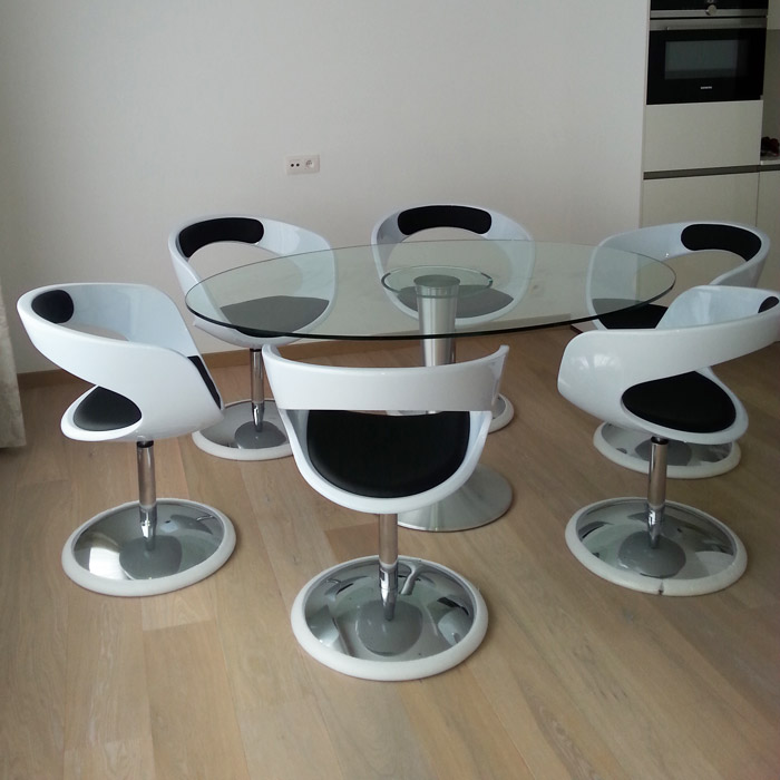 Table KRYSTAL - Alterego Design - Photo 6