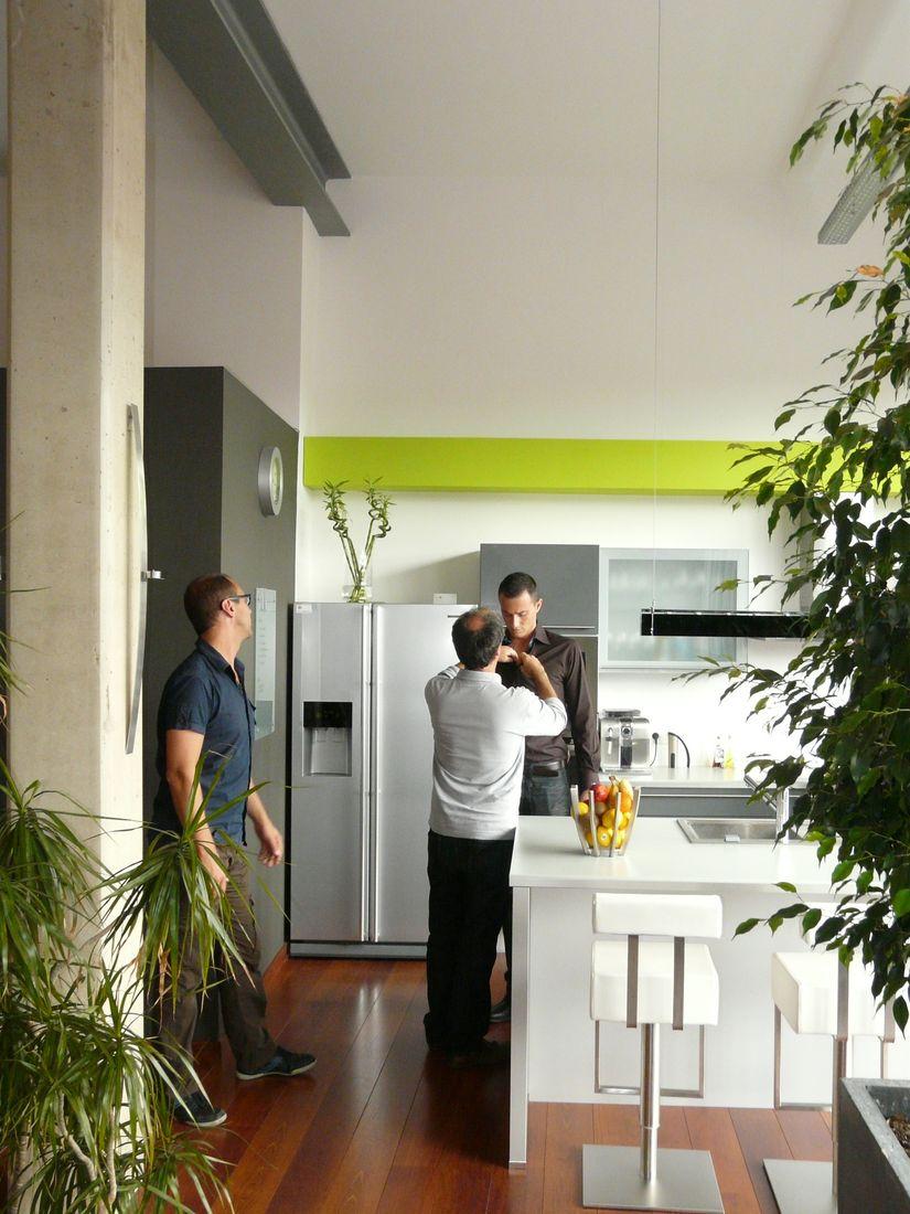 SPOON verstelbare kruk - Alterego Design - Foto 1