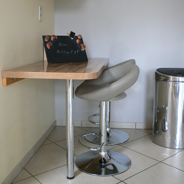 Tabouret reglable SPOUTNIK - Alterego Design - Photo 2