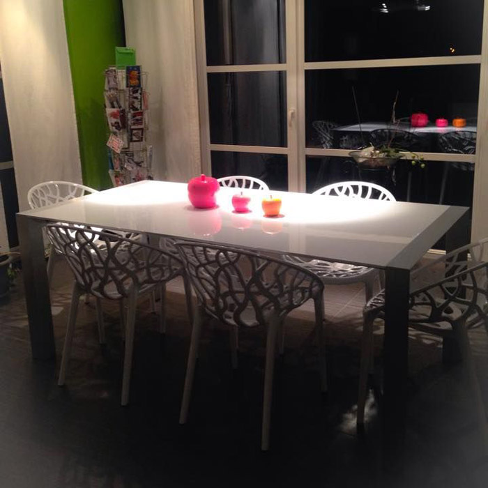 Chaise GEO - Alterego Design - Photo 4