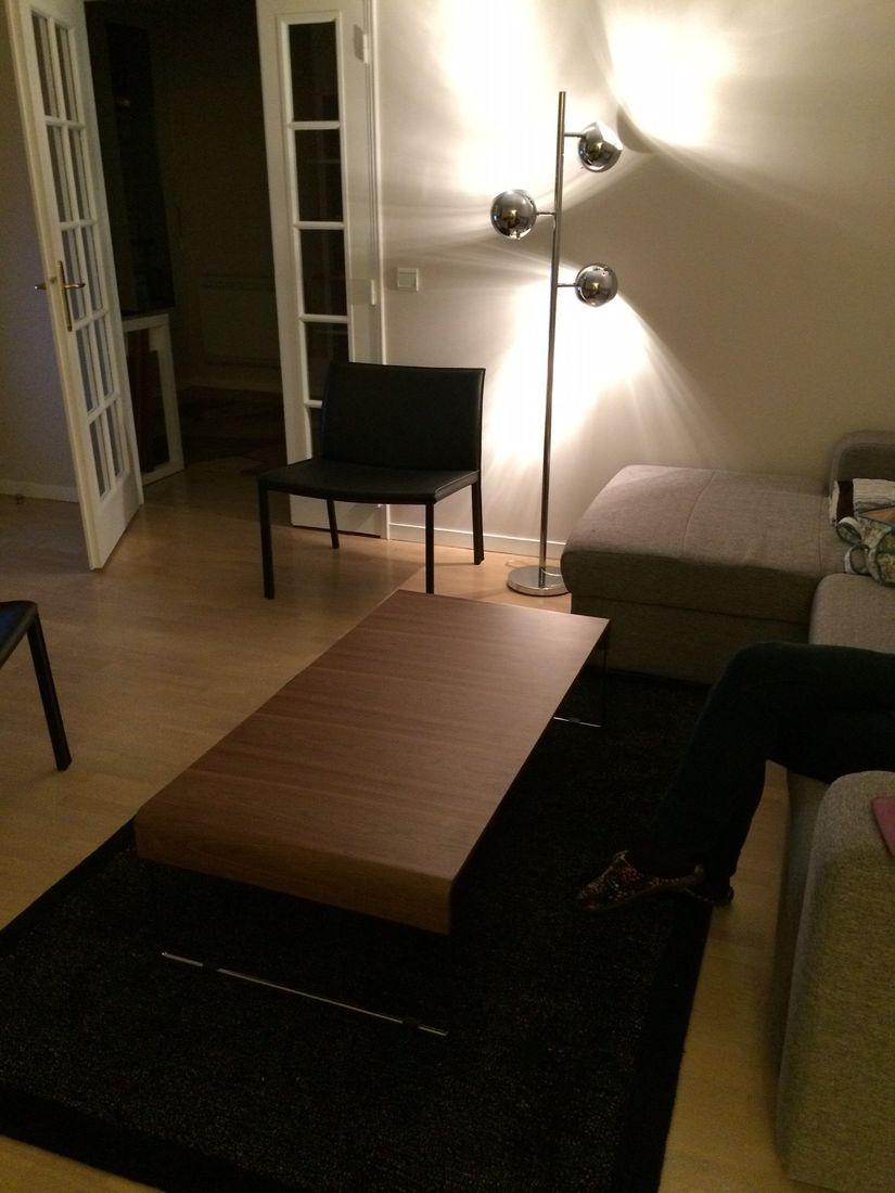 Table de salon CHIK - Alterego Design - Photo 1