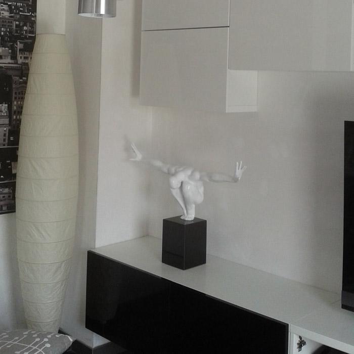 Statue deco WISE - Alterego Design - Photo 8