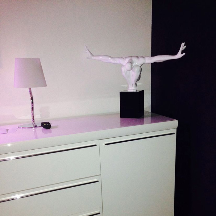 Statue deco WISE - Alterego Design - Photo 4