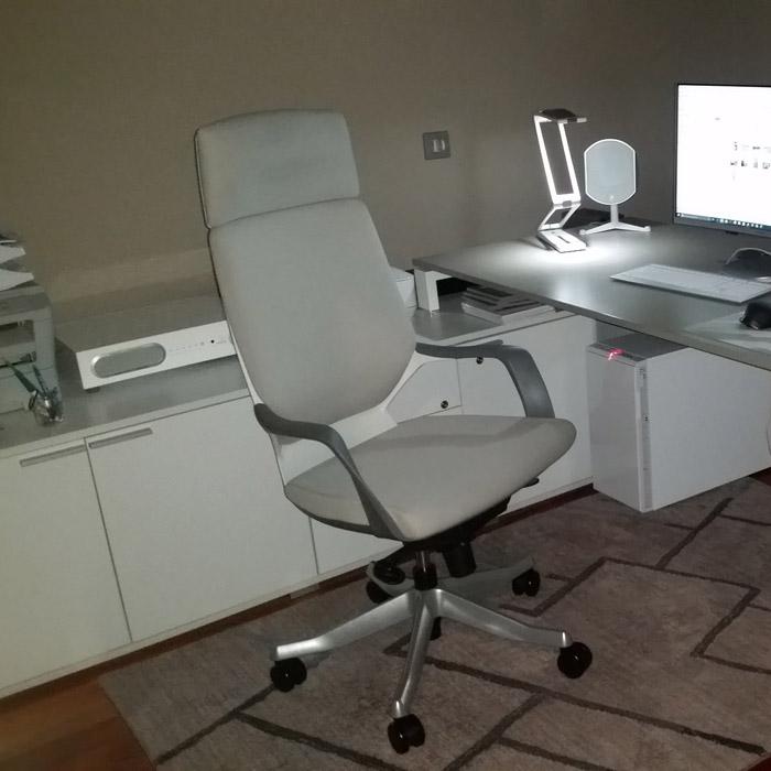 Fauteuil de bureau BABEL - Alterego Design - Photo 1