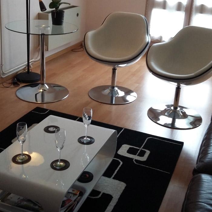 Table basse BOA - Alterego Design - Photo 5