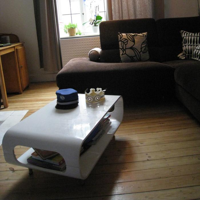 Table basse BOA - Alterego Design - Photo 6