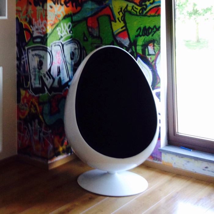 Fauteuil oeuf COCOON - Alterego Design - Photo 4