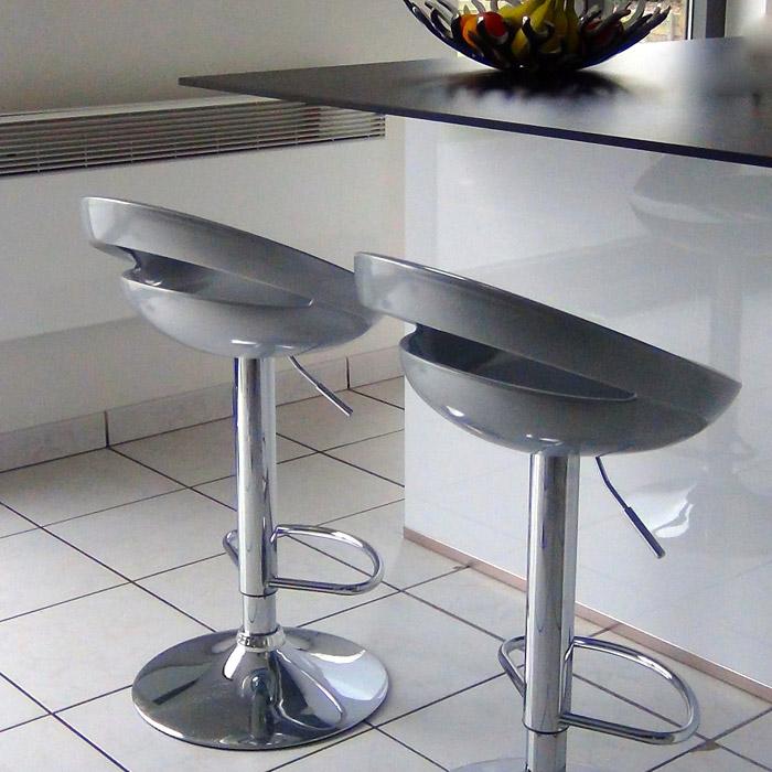 Tabouret reglable COMET - Alterego Design - Photo 4