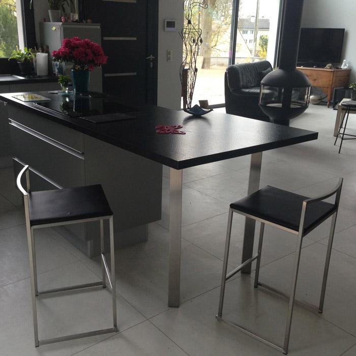 DISKO MINI halfhoge kruk - Alterego Design - Foto 3