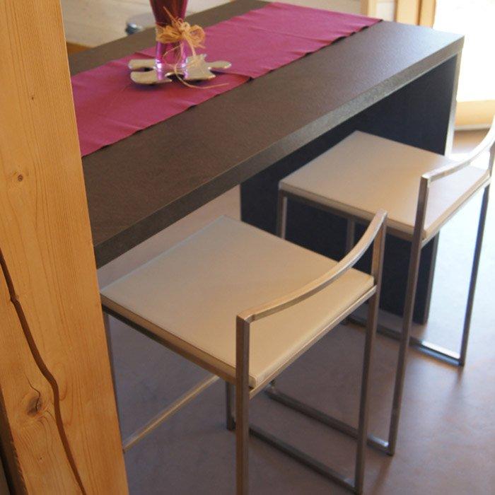 DISKO MINI halfhoge kruk - Alterego Design - Foto 5